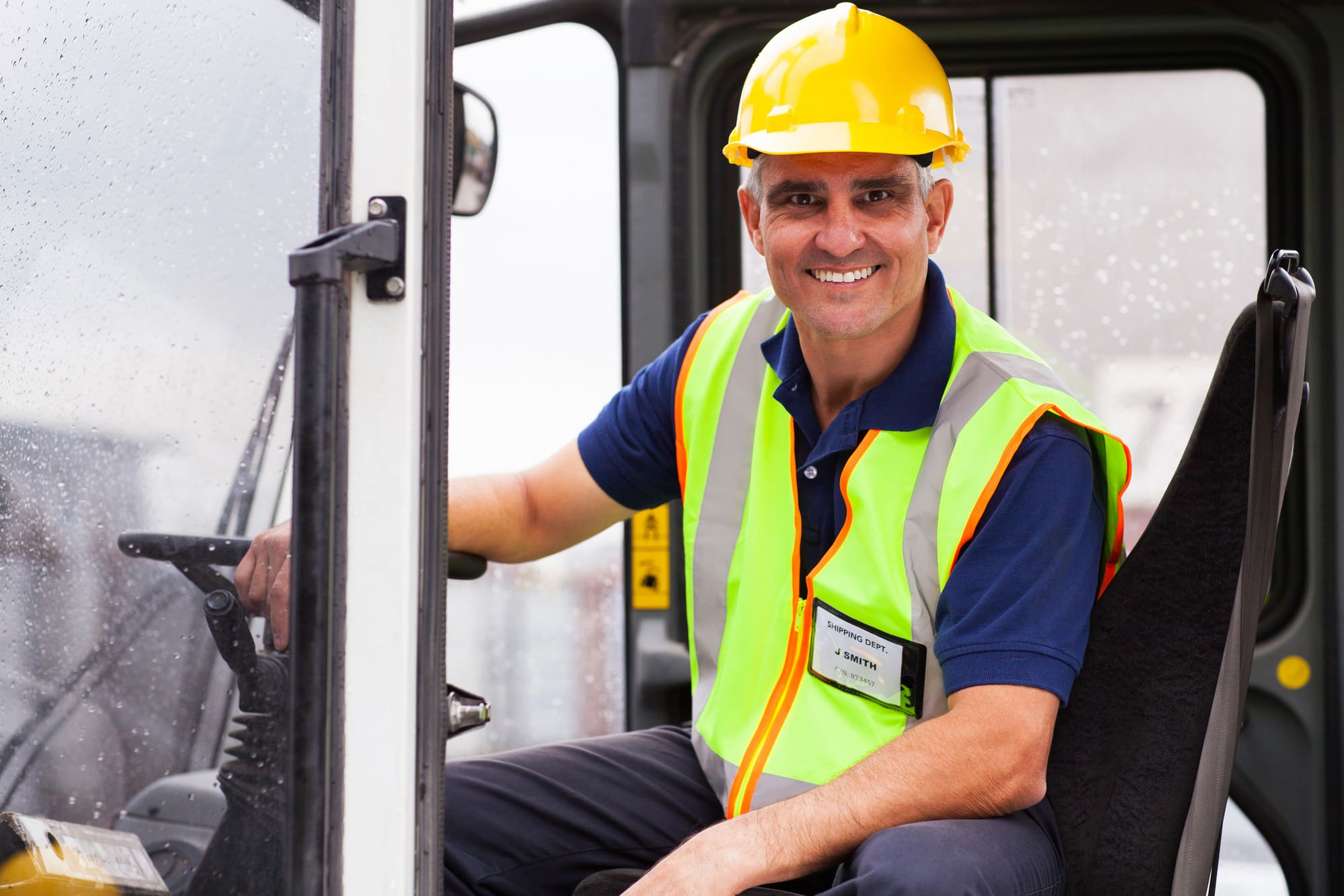 how to obtain forklift license